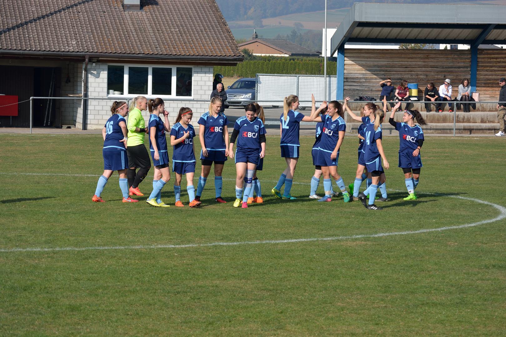2018 GFV2 - FC Kirchberg