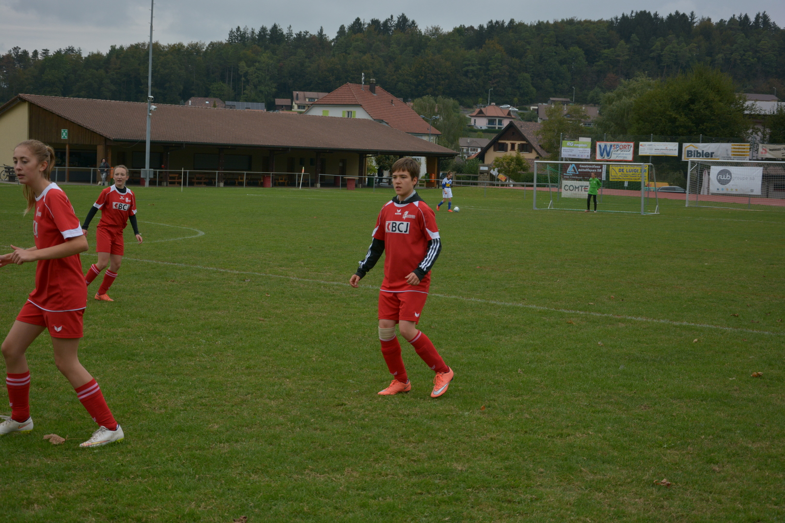 2016 FC Fontenais - GFV