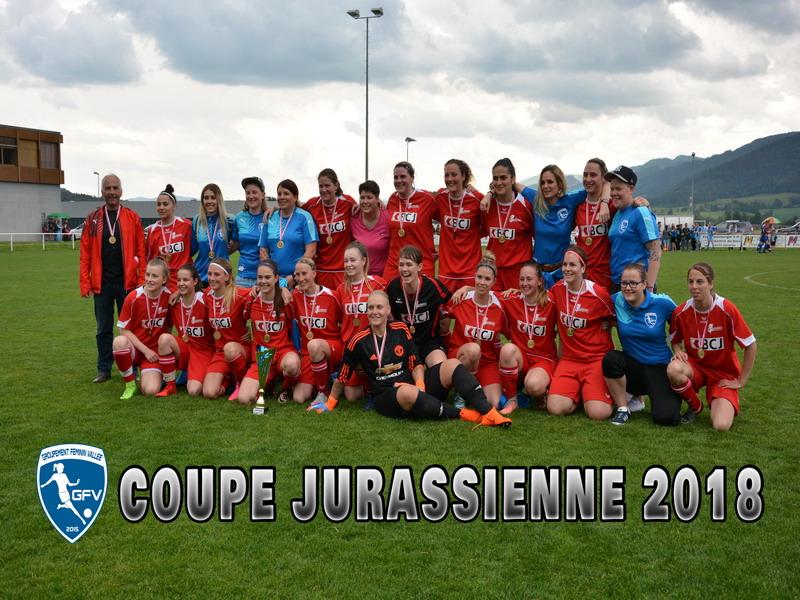 Coupe Jurassienne 2018 GFVa